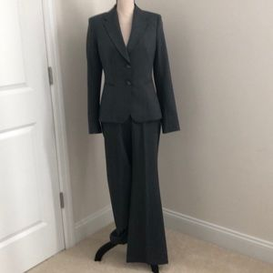 Limited lined pant suit